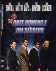 DVD ONZE HOMENS E UM SEGREDO - FRANK SINATRA - 1960