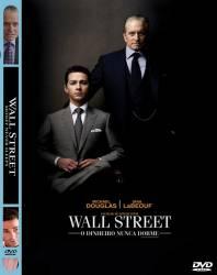 DVD WALL STREET - O DINHEIRO NUNCA DORME