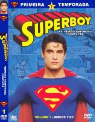 DVD SUPERBOY - 1 TEMP - 5 DVDs - 1989