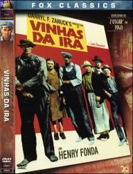 DVD AS VINHAS DA IRA - 1940