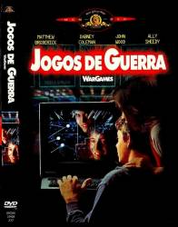 DVD JOGOS DE GUERRA - 1983