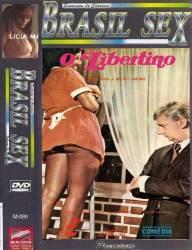 DVD COSTINHA - O LIBERTINO - PORNOCHANCHADA - 1973
