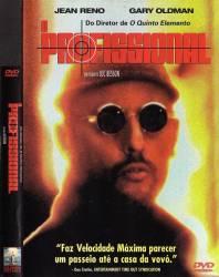 DVD O PROFISSIONAL - JEAN RENO - 1994