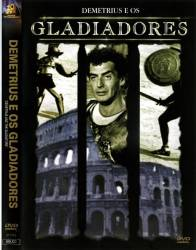 DVD DEMETRIUS E OS GLADIADORES -1954