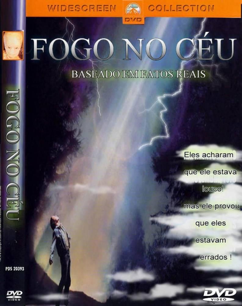 SPACETREK66 - DVD FOGO NO CEU - DUBLADO - 1993