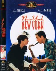 DVD NEW YORK NEW YORK - LIZA MINNELLI - 1977