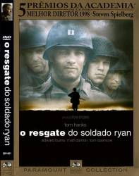 DVD O RESGATE DO SOLDADO RYAN