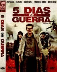 DVD 5 DIAS DE GUERRA