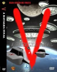 DVD V A BATALHA FINAL - DUPLO - PARTE 1 e 2 - DUBLADO