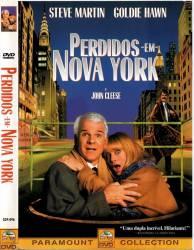 DVD PERDIDOS EM NOVA YORK - STEVE MARTIN
