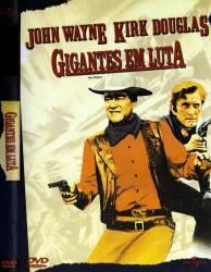DVD GIGANTES EM LUTA - JOHN WAYNE - FAROESTE - 1967