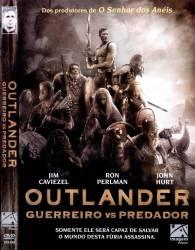 DVD OUTLANDER: GUERREIRO VS PREDADOR