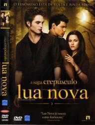 DVD CREPUSCULO - LUA NOVA