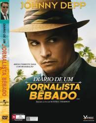 DVD DIARIO DE UM JORNALISTA BEBADO