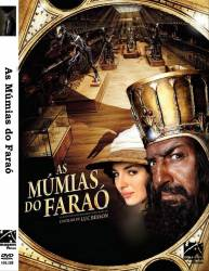 DVD AS MUMIAS DO FARAO