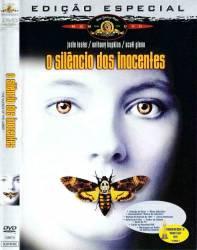 DVD O SILENCIO DOS INOCENTES