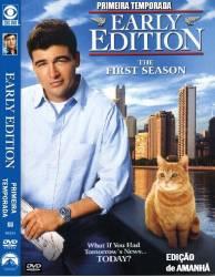 DVD EDIÇAO DE AMANHA - EARLY EDITION - 1 TEMP - 6 DVDs