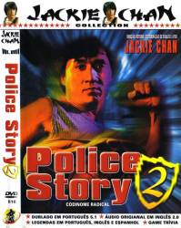 DVD POLICE STORY - 2 - JACKIE CHAN