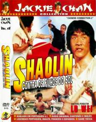 DVD SHAOLIN - CONTRA OS FILHOS DO SOL - JACKIE CHAN