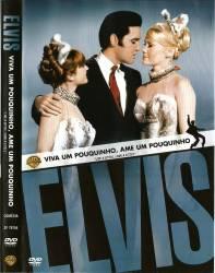 DVD ELVIS - VIVA UM POUQUINHO, AME UM POUQUINHO - 1968