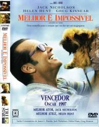 DVD MELHOR E IMPOSSIVEL