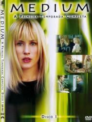DVD MEDIUM - 1 TEMP - 4 DVDs