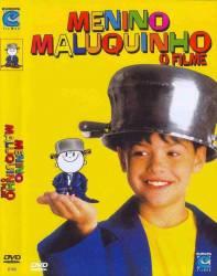 DVD MENINO MALUQUINHO