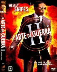 DVD A ARTE DA GUERRA / WESLEY SNIPES