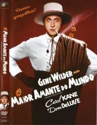 DVD O MAIOR AMANTE DO MUNDO - GENE WILDER