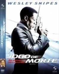DVD JOGO DE MORTE