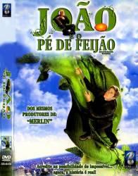 DVD JOAO E O PE DE FEIJAO