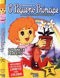 DVD O PEQUENO PRINCIPE VOL - 2