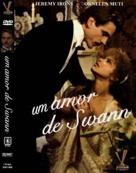 DVD UM AMOR DE SWANN - 1984
