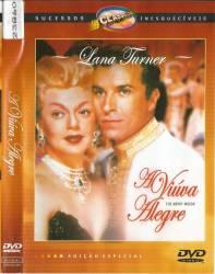 DVD A VIUVA ALEGRE - 1952