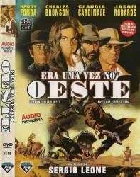 DVD ERA UMA VEZ NO OESTE - LEGENDADO - FAROESTE - 1968