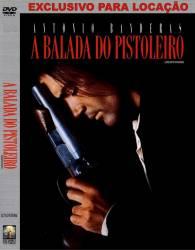 DVD A BALADA DO PISTOLEIRO