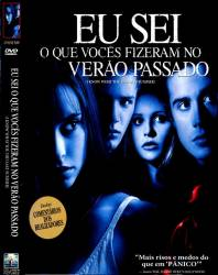 DVD EU SEI O QUE VOCES FIZERAM NO VERAO PASSADO