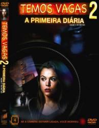 DVD TEMOS VAGAS 2 - A PRIMEIRA DIARIA