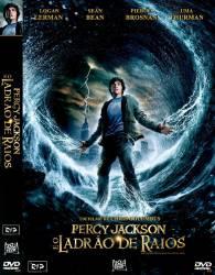 DVD PERCY JACKSON E O LADRAO DE RAIOS