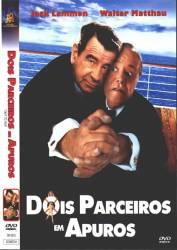 DVD DOIS PARCEIROS EM APUROS - 1997