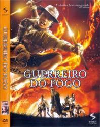 DVD GUERREIRO DO FOGO - 2006