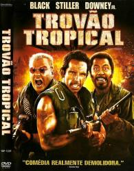 DVD TROVAO TROPICAL - 2008