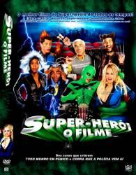 DVD SUPER-HEROI - O FILME