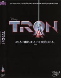 DVD TRON - UMA ODISSEIA ELETRONICA - 1982