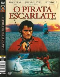 DVD O PIRATA ESCARLATE - ROBERT SHAW