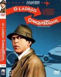 DVD O LADRAO CONQUISTADOR - JAMES COBURN - 1966