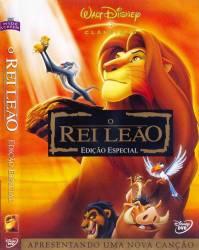 DVD O REI LEAO