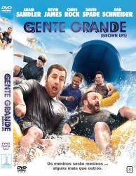 DVD GENTE GRANDE