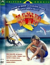 DVD MENINO DO RIO - 1982