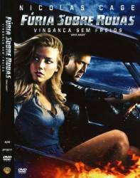DVD FURIA SOBRE RODAS - NICOLAS CAGE